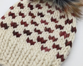 Luxury knit beanie-choose your own colors!