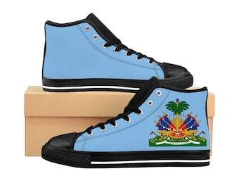 Canvas High Top Sneaker Casual Skate Shoe Boys Girls Vatican City Flag