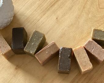 150g extra soft handcrafted soap: honey soap, henna soap, neem soap, Moringa soap - 100% natural handmade bar soap - Skin/ Face care