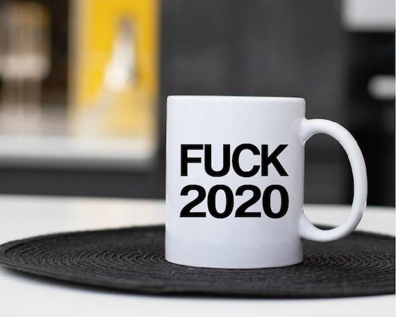 Fuck Corona 2020 Sucks Quarantine Mug