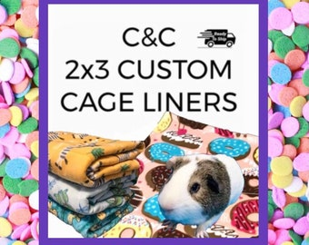 flannel bedding custom size C/&C hedgie guinea pig Cage set small animal bedding hedgehog uhaul