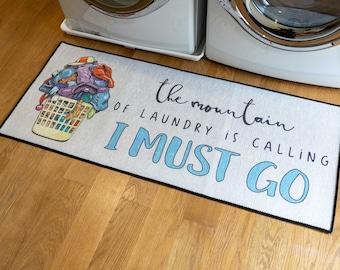 Laundry Room Rug Etsy