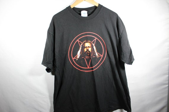 Rob Zombie tour shirt 2003
