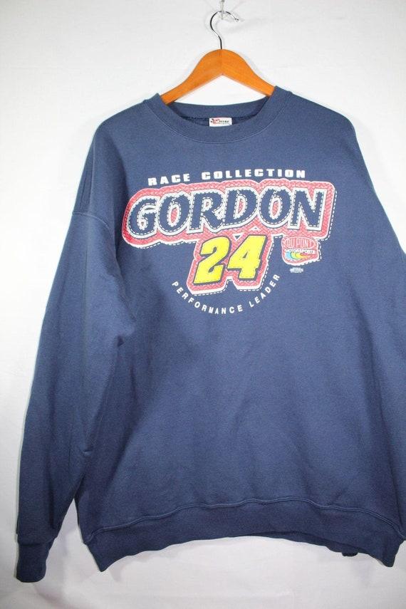 Vintage Jeff Gordon nascar Sweater
