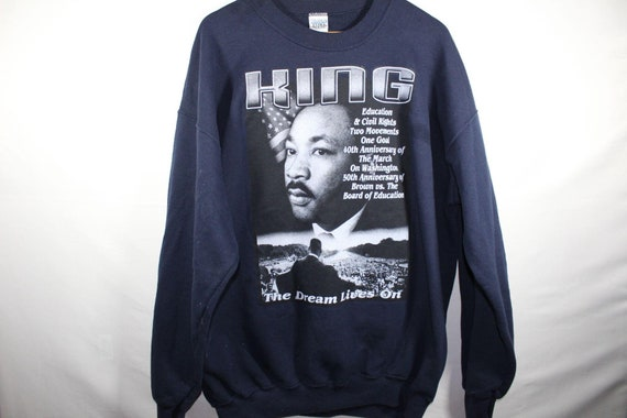 Martin luther king sweater