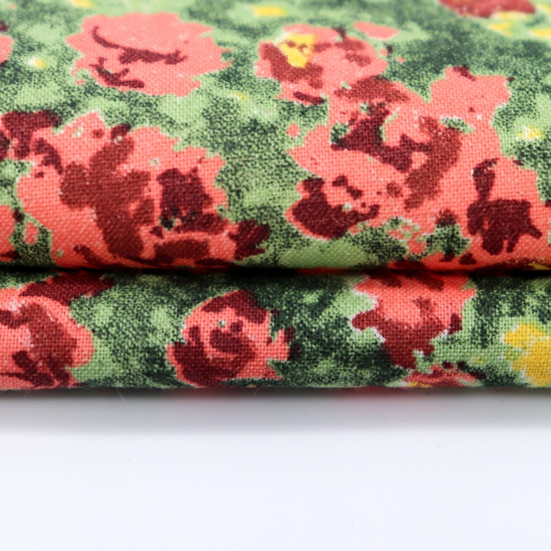 100/% Cotton Quilt High Quality Cotton Winter Flower Exhibition Autumn Flower Printing Fabric