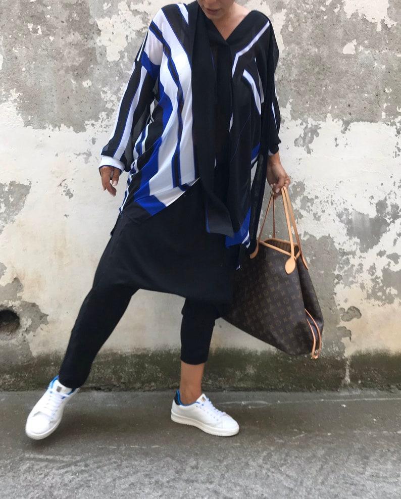 White Set Sleeveless Blouse Casual Pants White Fitted Top Women Sport Set Designer Pants ConceptBG