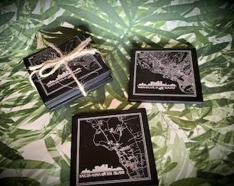 Hawaii City  Coasters