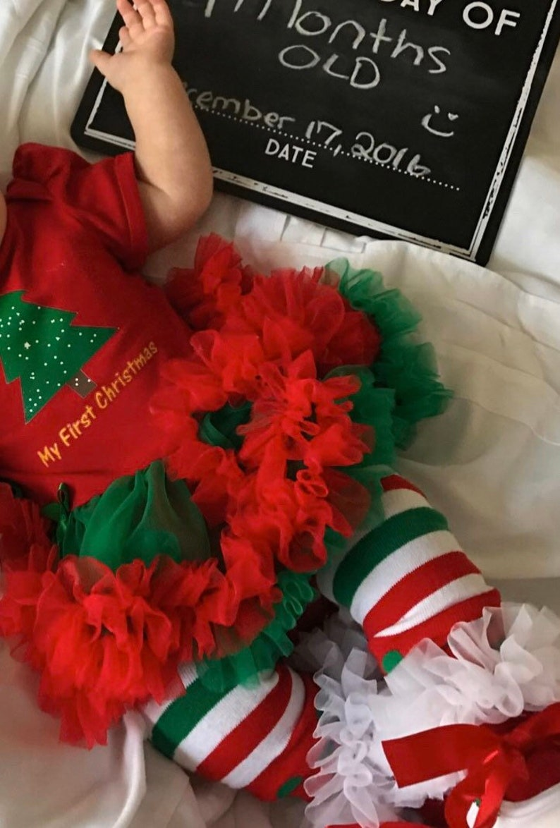 My First Christmas Babygirl Set! Limited time only FAST FREE SHIPPING