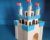Castle Birdhouse