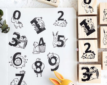 unmounted or cling stamp Circus Elephant Balancing  rubber stamp    craft stamp number 6648  mounting options wood mounted