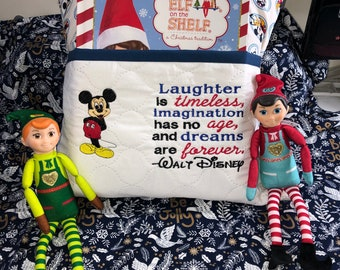 Mickey travel pillow | Etsy