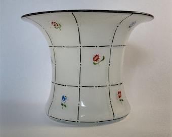 Loetz Vase with Franz Wilms decoration