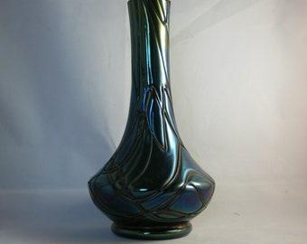 Pallme-König amethyst glass vase