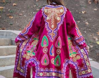 My Uzbek Coat