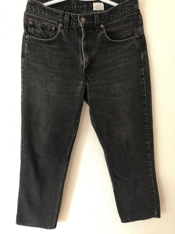 Vintage 1990's Levi's 512 made in Canada - image 2