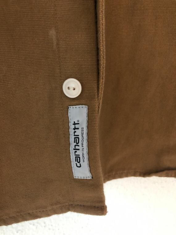 Carhartt shirt. button down. Carhartt Wip. Work i… - image 4