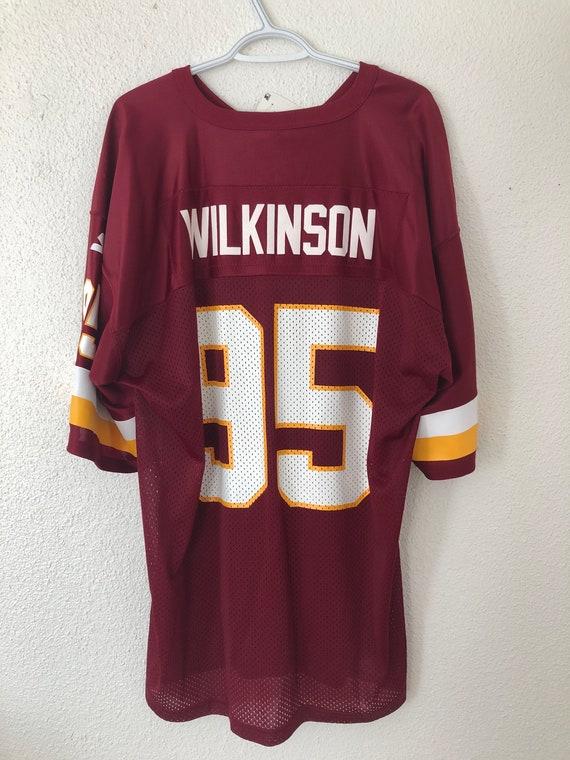 Vintage Washington redskins football jersey. Start