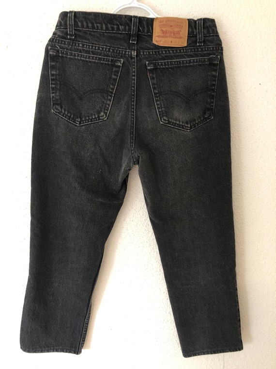 Vintage 1990's Levi's 512 made in Canada - image 3