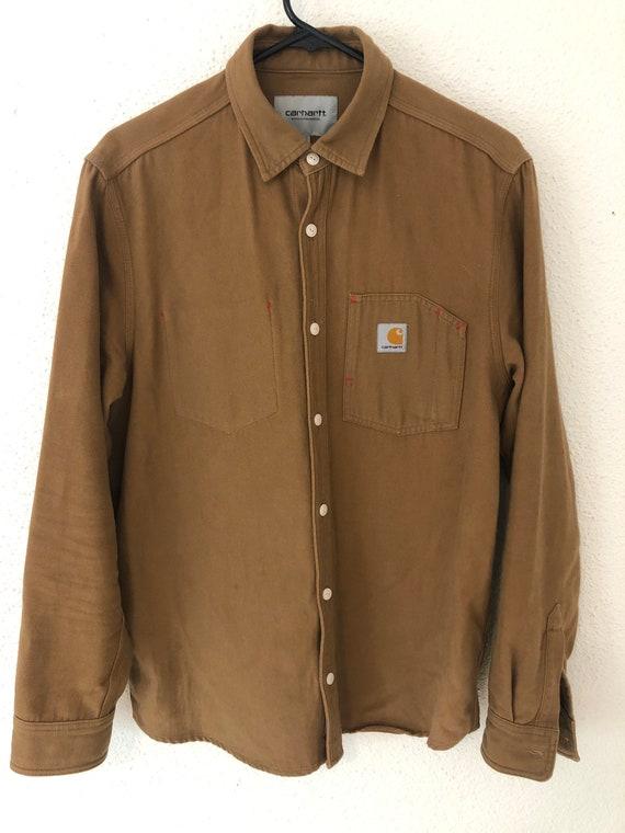 Carhartt shirt. button down. Carhartt Wip. Work i… - image 1