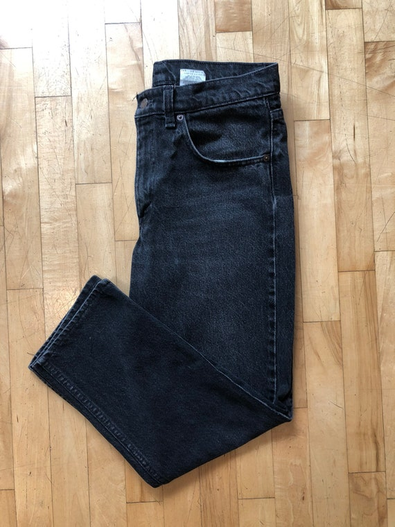Vintage 1990's Levi's 512 made in Canada - image 8