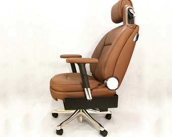Excellent Office Chair Etsy Ibusinesslaw Wood Chair Design Ideas Ibusinesslaworg