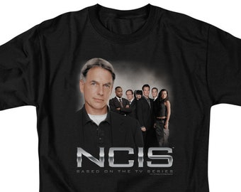 Ncis Geek Talk Adult Work Shirt
