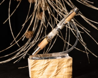 """Limited Edition """"Resin River"""" Luxury Rollerball Pen"""