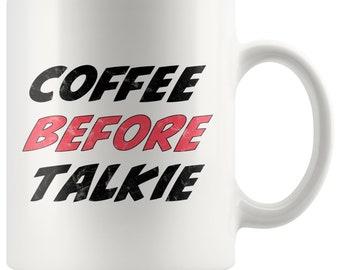 Agir comme une dame le travail comme un Boss féministe tasses /& tasses à café