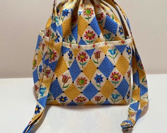 Drawstring Project/Accessory/Gift Bag