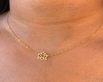 Personalized Gift Christmas Gift N525 Stainless Steel Yoga Charm Necklace Yoga Jewelry Yoga Yogi Gift Yoga Charm