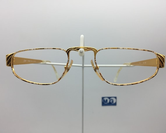 Vintage glasses demi-lune Zagato collection