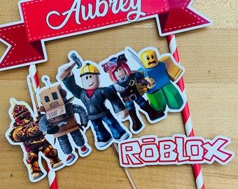 Roblox Decorations Etsy