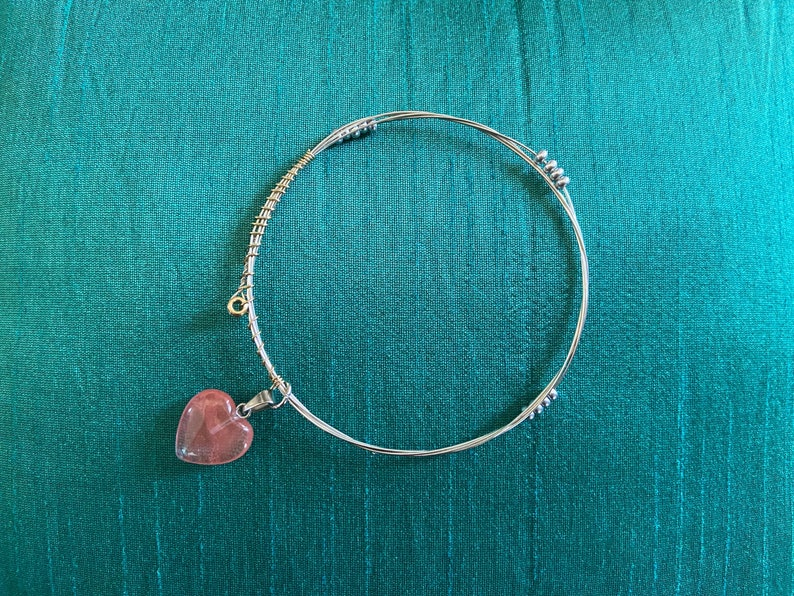 SALE Jimmy Deluxe Guitar String Bangle
