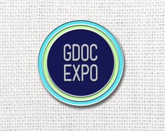 GDoC Expo 2021 Lapel Pins