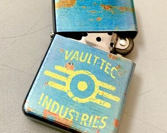 Fallout Lighters - Nuka Cola Lighter - Vault Tec Lighter - Custom Lighters