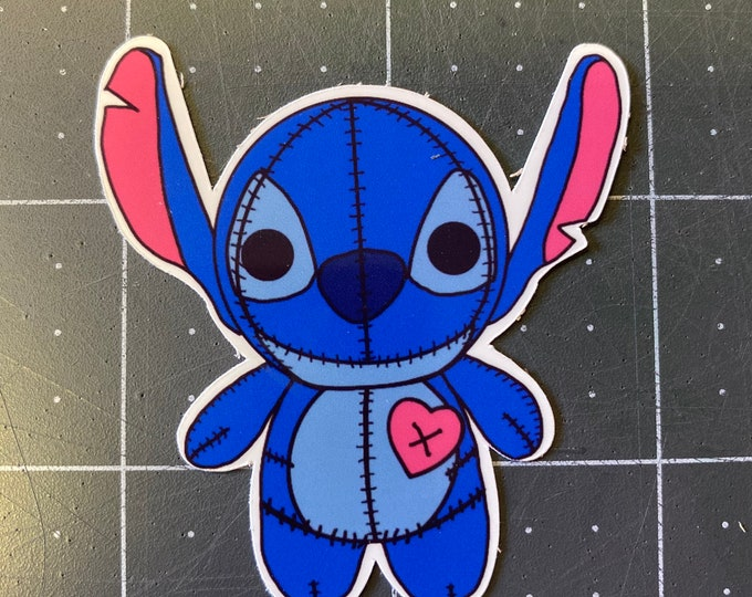 Stitch-Voodoo-Sticker