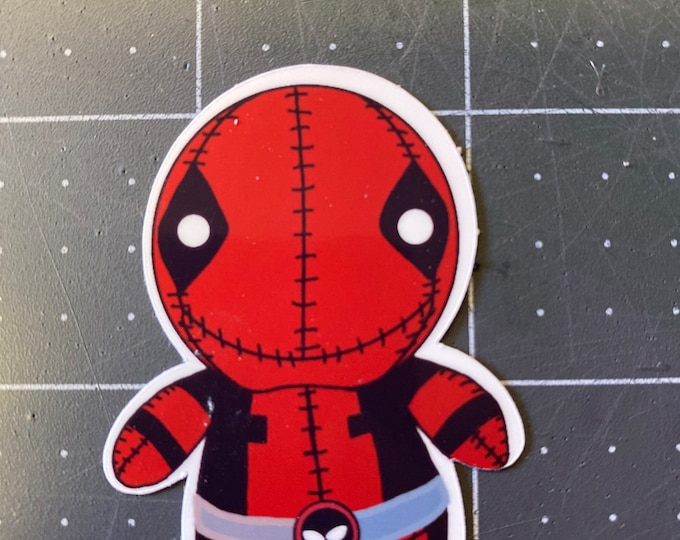 Mr. Pool Sticker