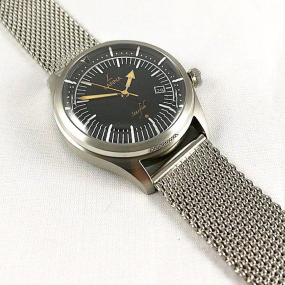 20 ATM unique serial number limited edition exclusive mens watch swiss movement