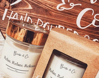 Brielle & Co. Hand-Poured Soy Candles