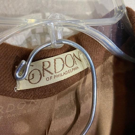 Wool Blazer Skirt Set Pleated Midi Matching Suit - image 7