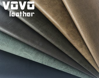 Solid pyramid texture faux leather sheets vegan  leather  for errings hair bows purse wallet
