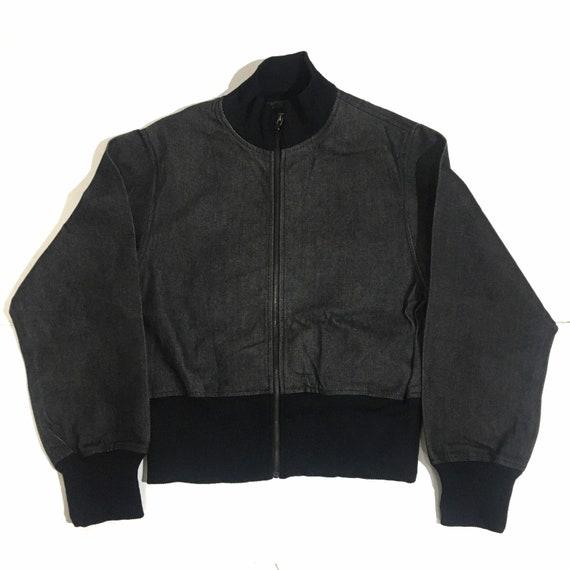 Vintage 90s Saint Laurent Denim Jacket