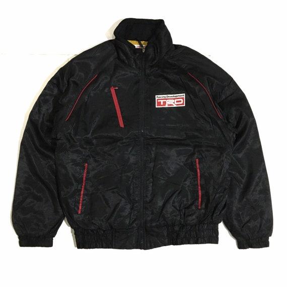 Vintage TRD Toyota Racing Jacket