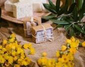 Olive Oil and Calendula Handmade Natural Soap Sapone artigianale Olio d'Oliva e Calendula