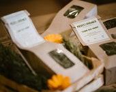 Cannabis Leaves Herbal Tea Herbal tea with Hemp Leaves