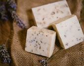 Olive Oil and Lavender Handmade Natural Soap Homemade soap Olive oil and lavender