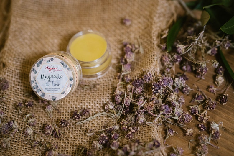Thyme Ointment Thyme ointment image 0