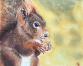 Giclee print of 'The Nutcracker'
