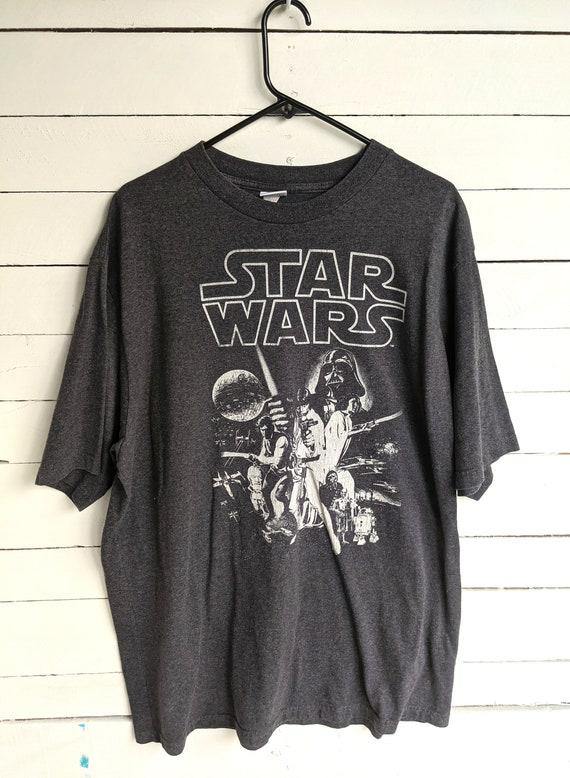 """Star Wars T-shirt, 48"""" Chest, Star Wars Men, Star"""